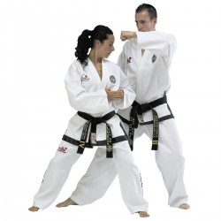 "Taekwon-do formas tērps ""FUJIMAE BLACK BELT"""