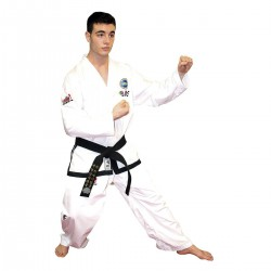 "Taekwon-do formas tērps ""FUJIMAE BLACK BELT ITF APPROVED"""