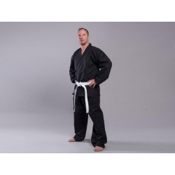 "Karate kimono ""TORNADO Self Defense 12 oz black"""