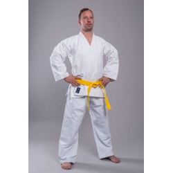 "Karate kimono ""TORNADO Self Defense 12 oz white"""