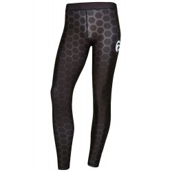 "Sieviešu legingi ""PHOENIX Ladies Leggings, black-grey, long"""