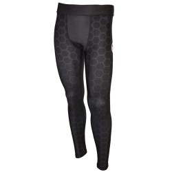 "Vīriešu legingi ""PHOENIX Men's Leggings, black-grey, long"""