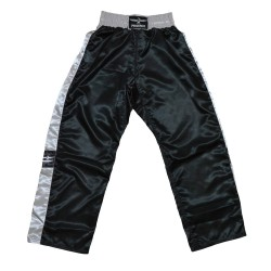 "Kikbiksa bikses ""PHOENIX TOPFIGHT, black-grey"""