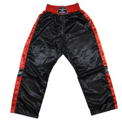 "Kikbiksa bikses ""PHOENIX TOPFIGHT, black-red"""