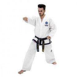 "Taekwon-do formas tērps ""FUJIMAE BLACK BELT DIAMOND ITF APPROVED"""