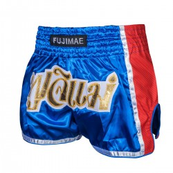 "Taiboksa šorti ""Thai Shorts. Kevlar Blue/Red"""