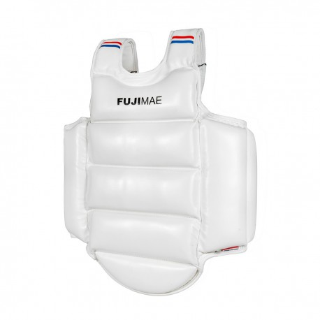 "Krūšu aizsargveste ""Chest Guard. Advantage.White. Karate"""