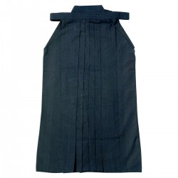 "Hakama  ""FUJIMAE 100% COTTON HEAVY WEIGHT"" BLUE"